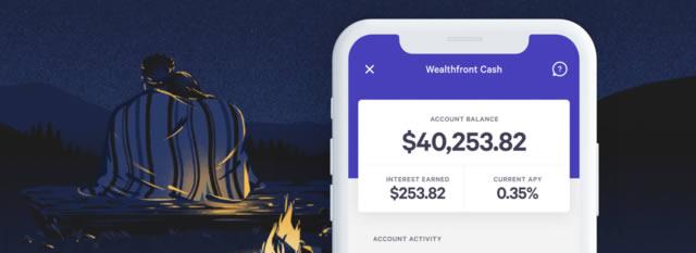 Wealthfront cash app