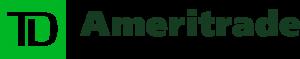 TD Ameritrade logo wide